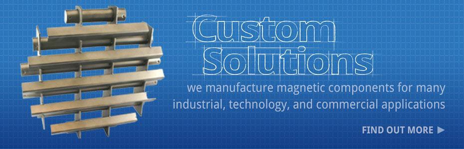 canada custom magnet supplier