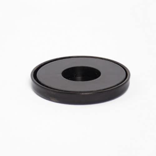 Rb 80blk Round Base Assembly Magnet