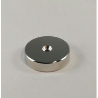 NEO52NI2.00DX.500C/S10 - Neodymium Magnet with countersunk hole